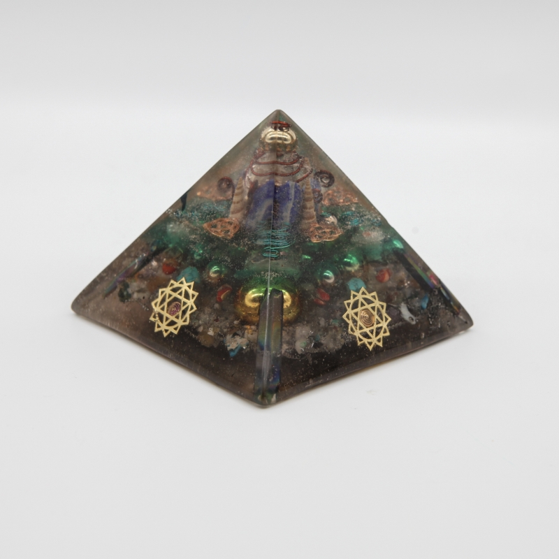 Pyramid Energy Transformer