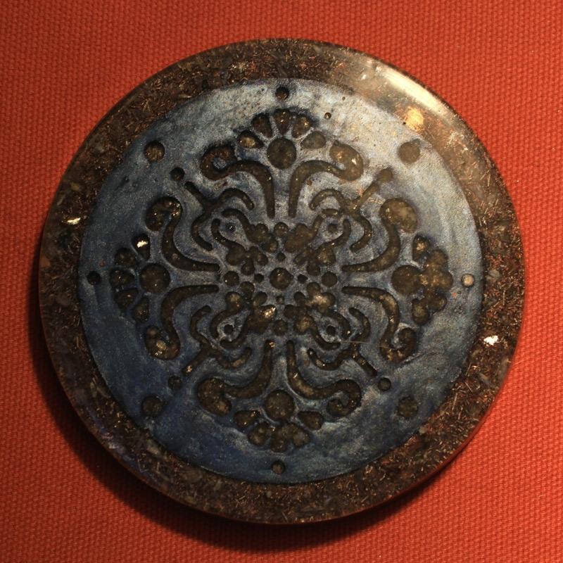 Medusa Charging Plate Orgonite