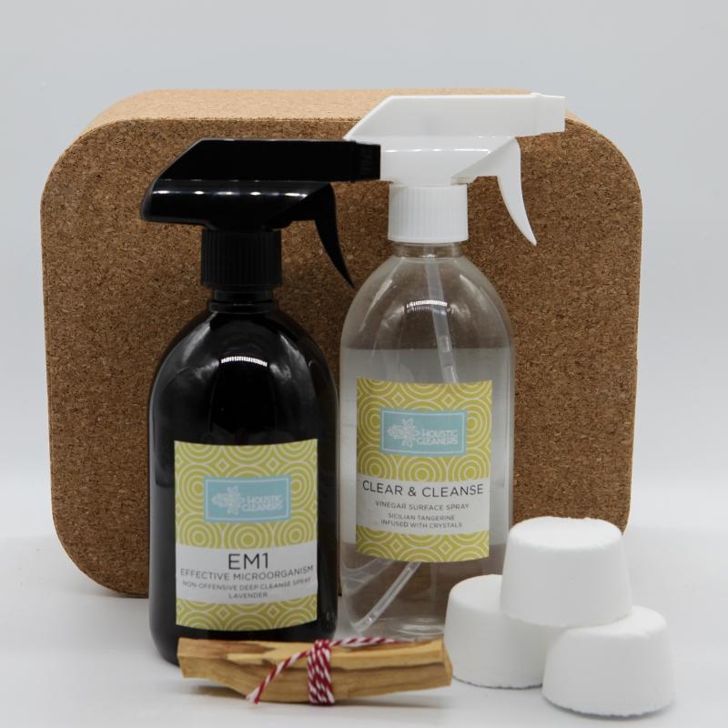 Kit 1 (Basic Home Cleanse Kit)