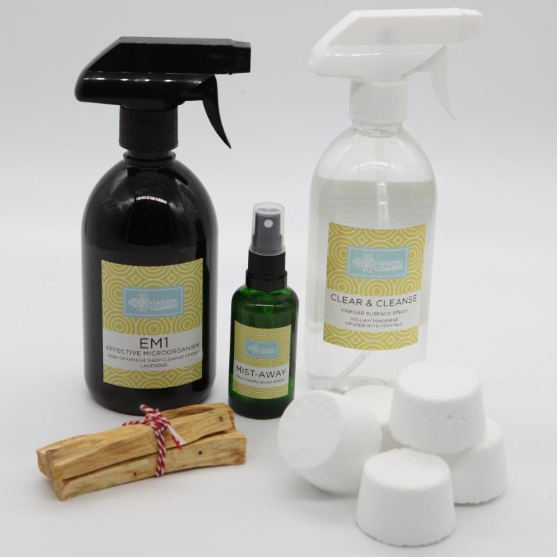 Kit 2 (Home Cleanse Kit)